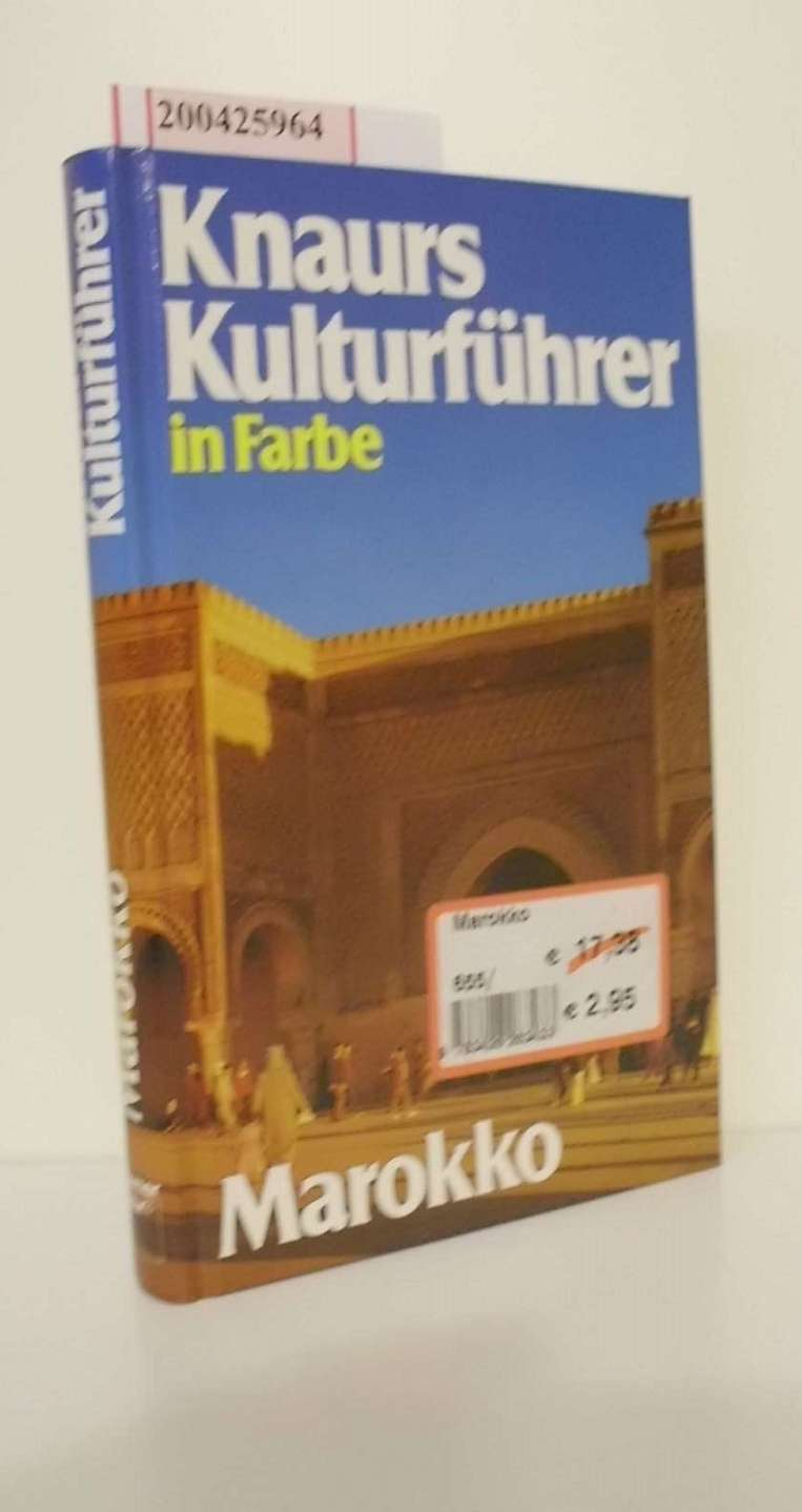 Knaurs Kulturführer in Farbe - Marokko