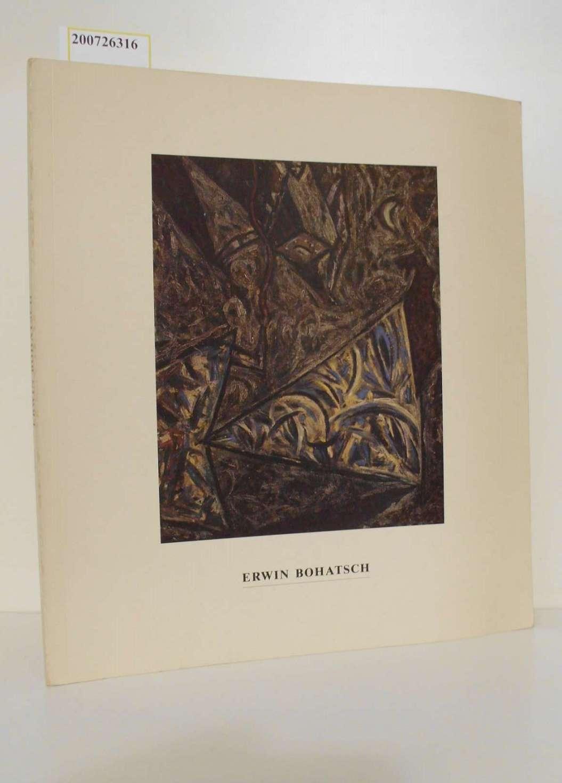 Erwin Bohatsch.Innsbruck, Galerie Krinzinger, mai - juin 1984. - Zürich, Galerie Severina Teucher, octobre - nov. 1984. - Salzburg, Trakl-Haus, avril - mai 1985.