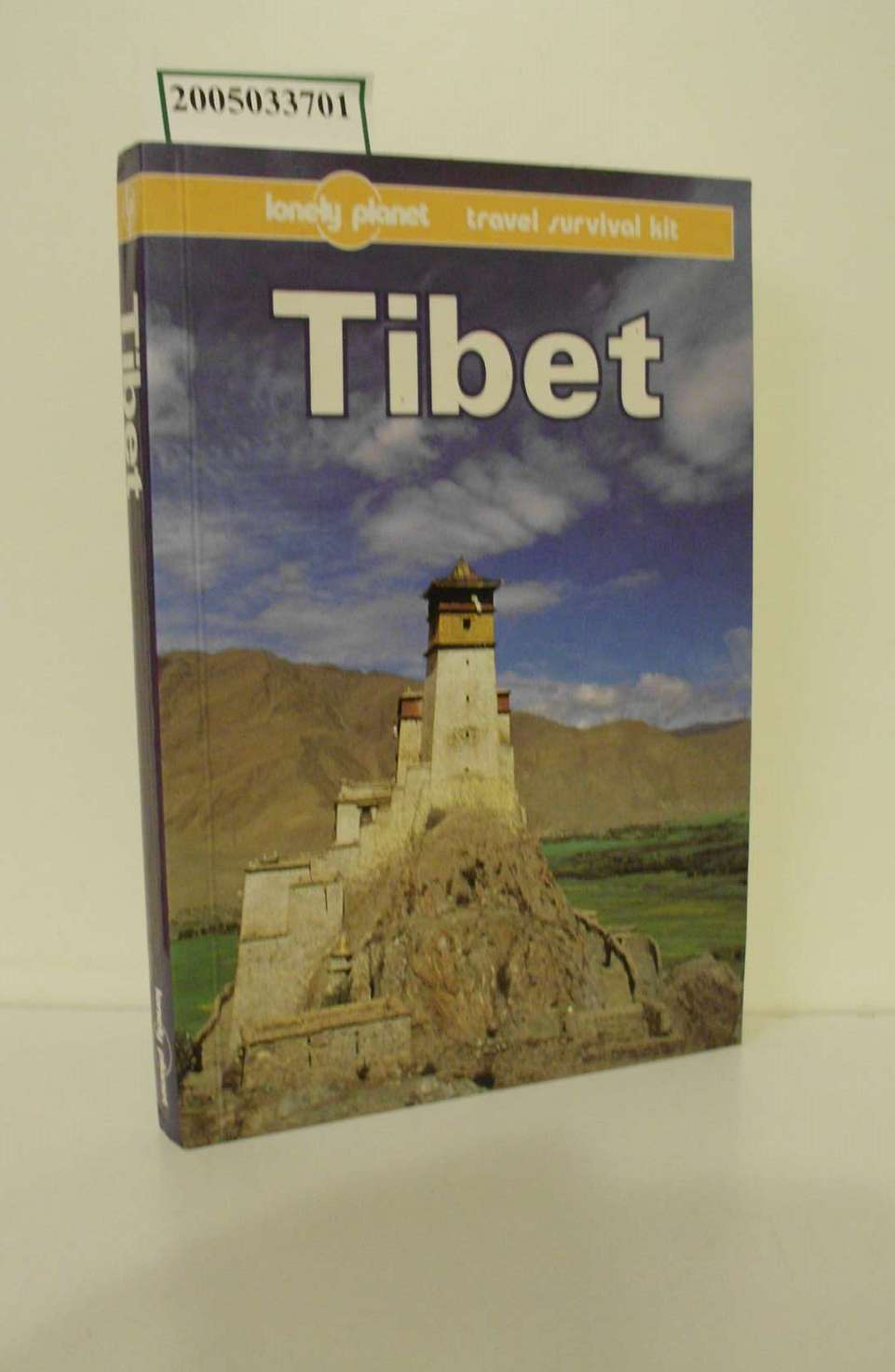 Tibet: a Lonely Planet travel survival kit Third Edition