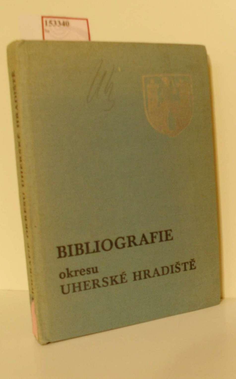 Bibliografie okresu Uherske Hradiste.