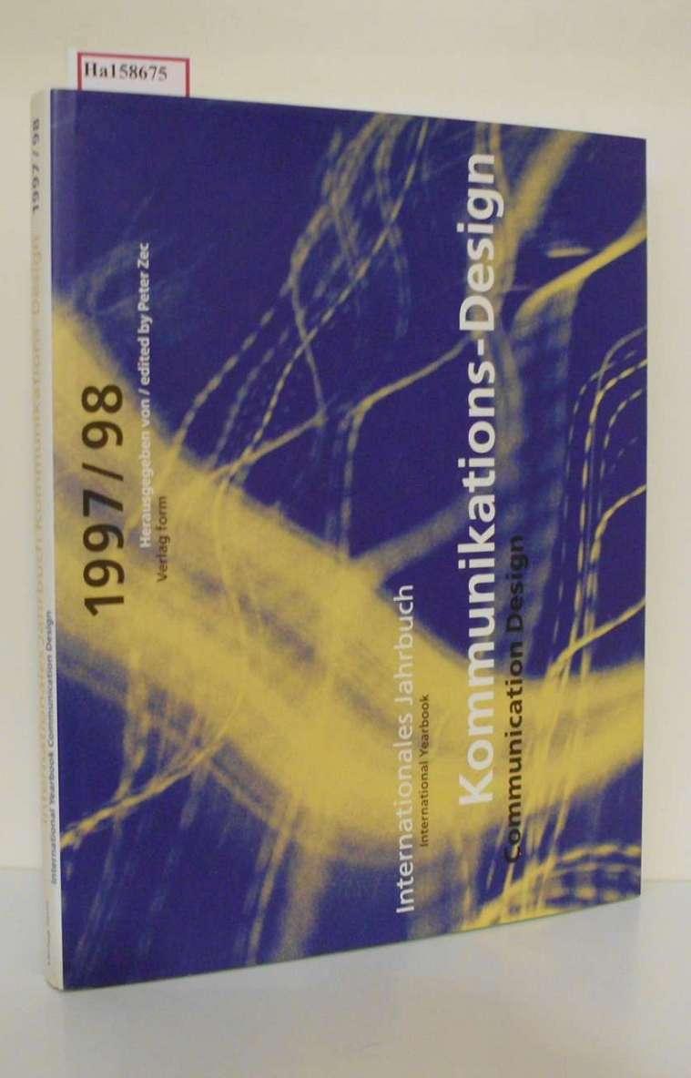 Internationales Jahrbuch Kommunikationsdesign 1997/ 98. / International Yearbook Communication Design 1997/ 98.