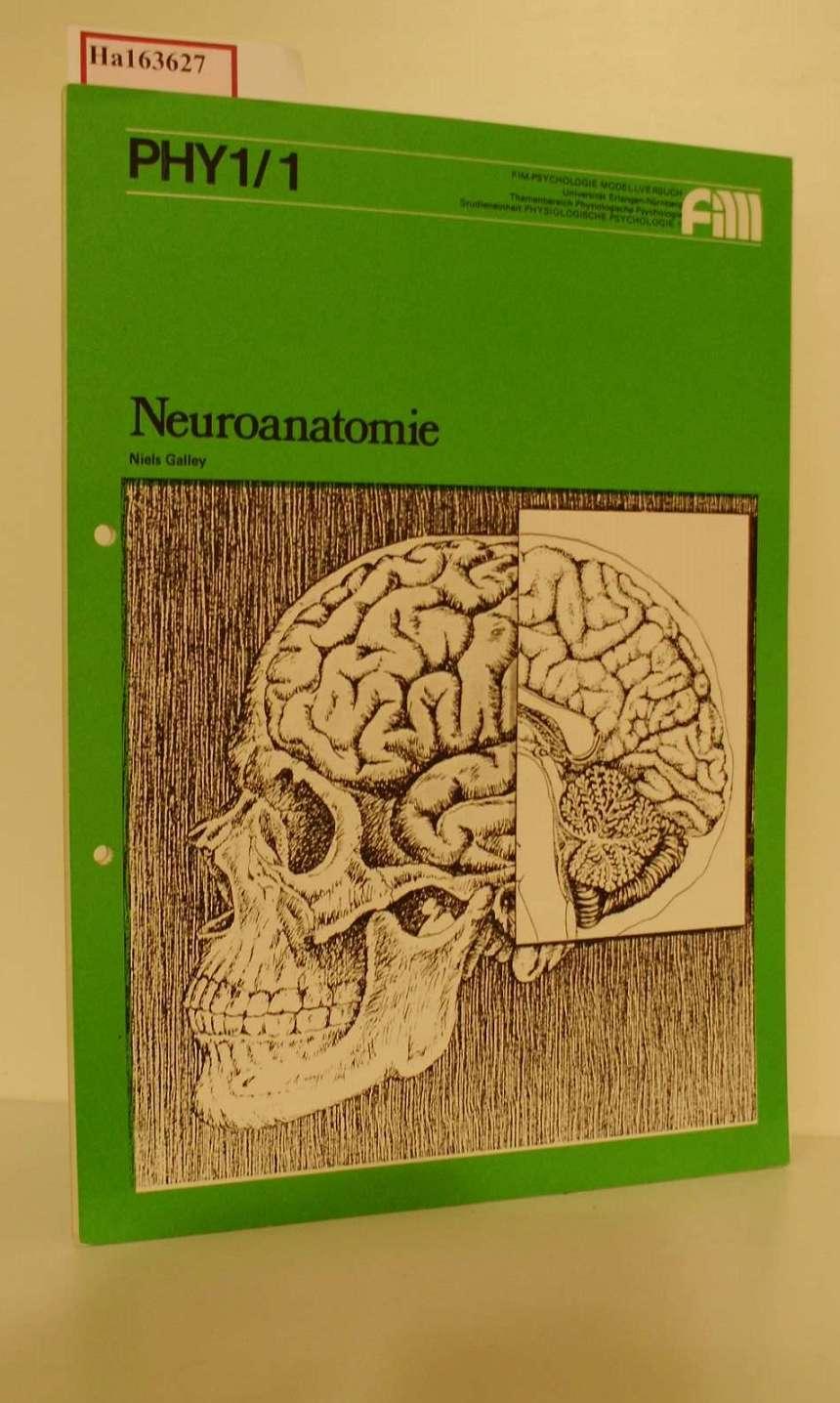 Neuroanatomie. (PHY 1/1).