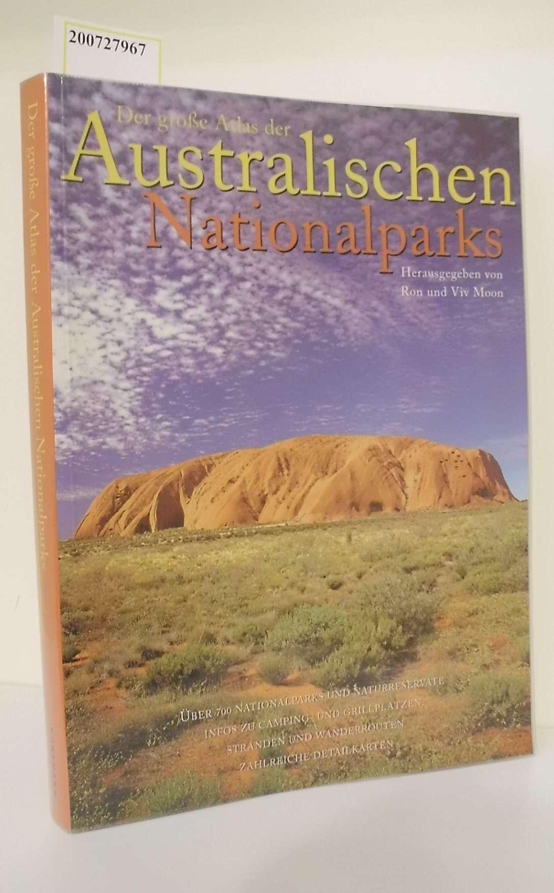 Der große Atlas der Australischen Nationalparks