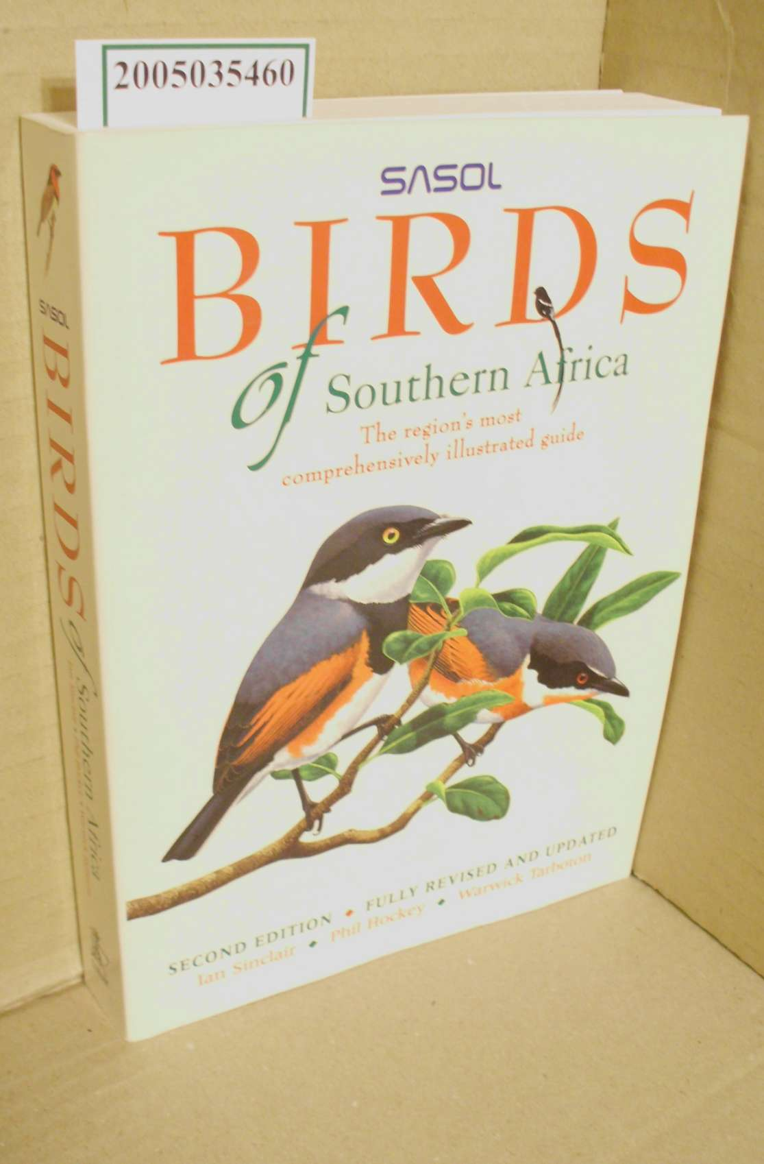 Sasol Birds of Southern Africa / The region