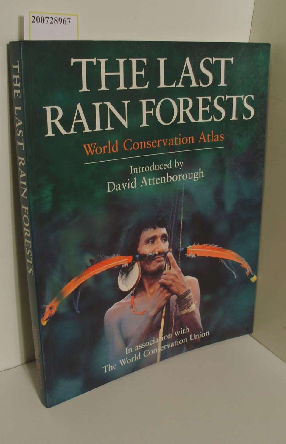 The Last Rain Forests New Ed