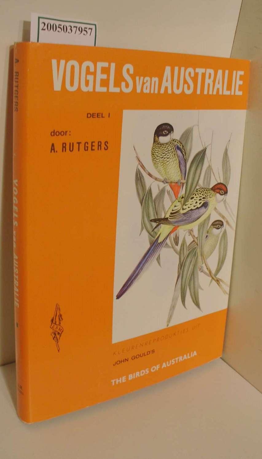 Vogels van Australie / Deel 1 / Het Vogelparadijs in Kleuren Band 3