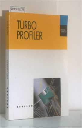 Turbo Profiler Benutzerhandbuch