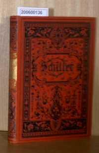 Schillers Werke zwölfter Band kleine Prosaschriften II