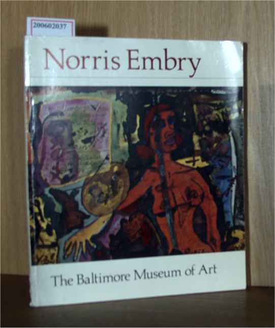 Norris Embry - The Baltimore Museum of Art