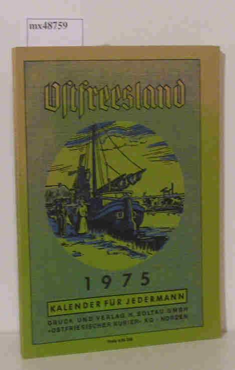 Ostfreesland 1975 - Kalender für Jedermann