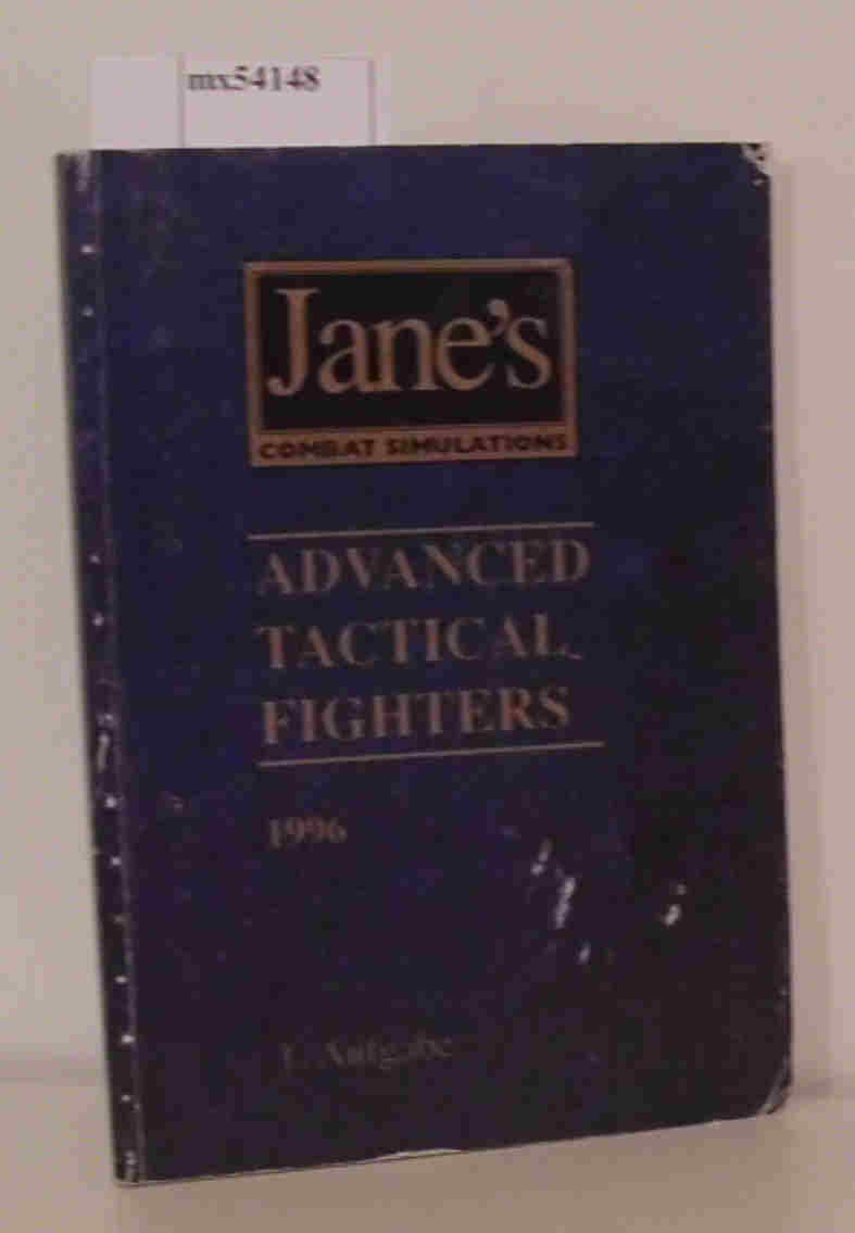 Advanced Tactical Fighters - Jane