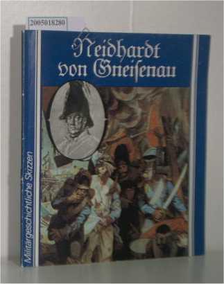 Neidhardt von Gneisenau
