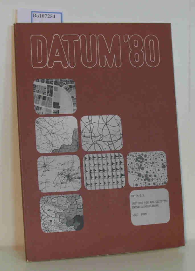 DATUM e.V. Institut für ADV-gestützte Entwicklungsplanung,  Bonn: Datum