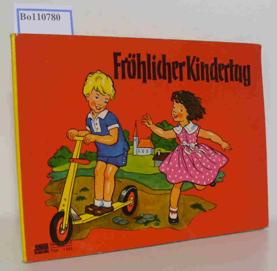Fröhlicher Kindertag (Junior International Serie 1 810 / Titel 1 543)