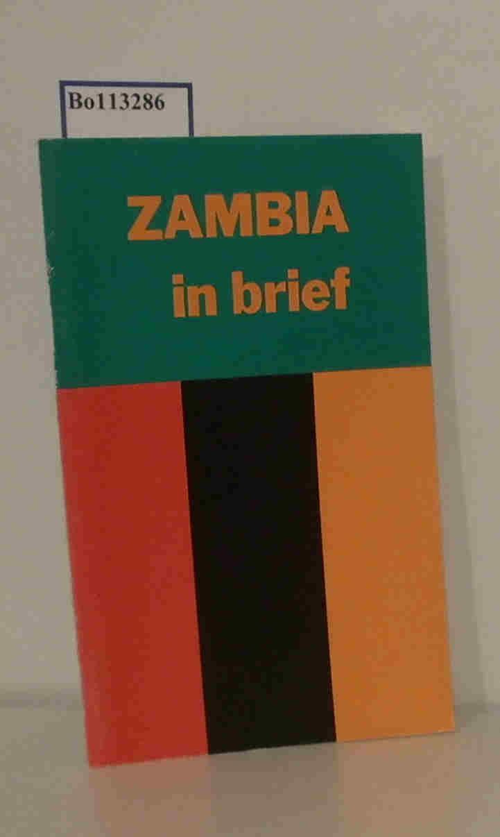 Zambia in brief