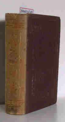 Goethes sämmtliche Werke in vierzig Bänden dreiunddreißigster bis sechsunddreißigster Band in einem Buch