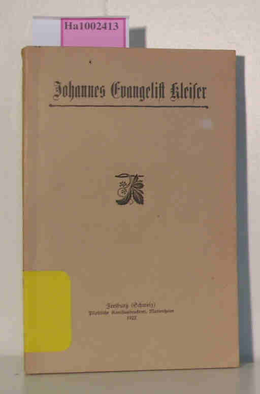 Lebensblätter gesammelt von A. W.