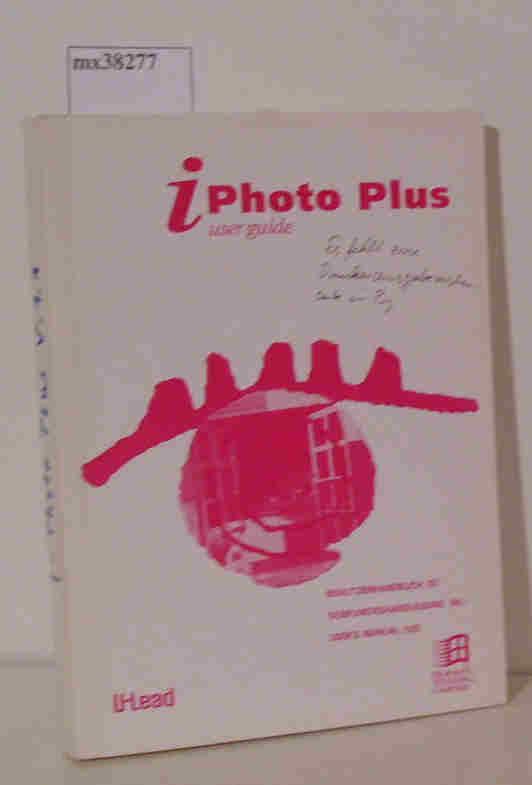 iPhoto Plus user guide Benutzerhandbuch