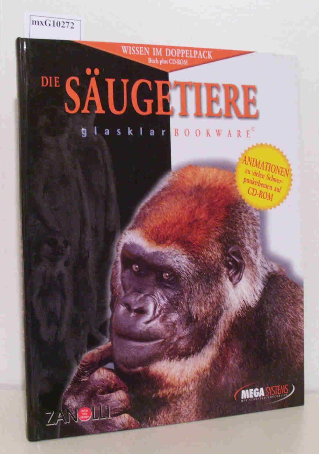 Wissen im Doppelpack - Die Säugetiere. glasklar Bookware