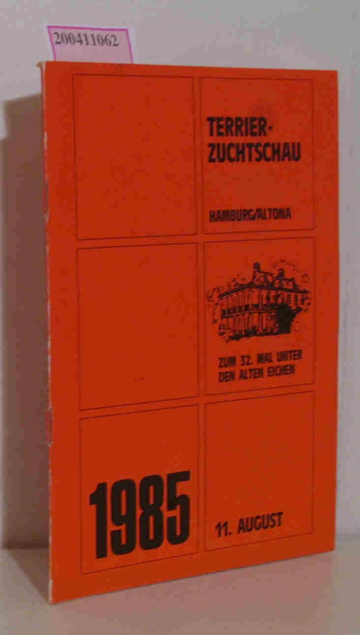 Terrier-Zuchtschau 1985