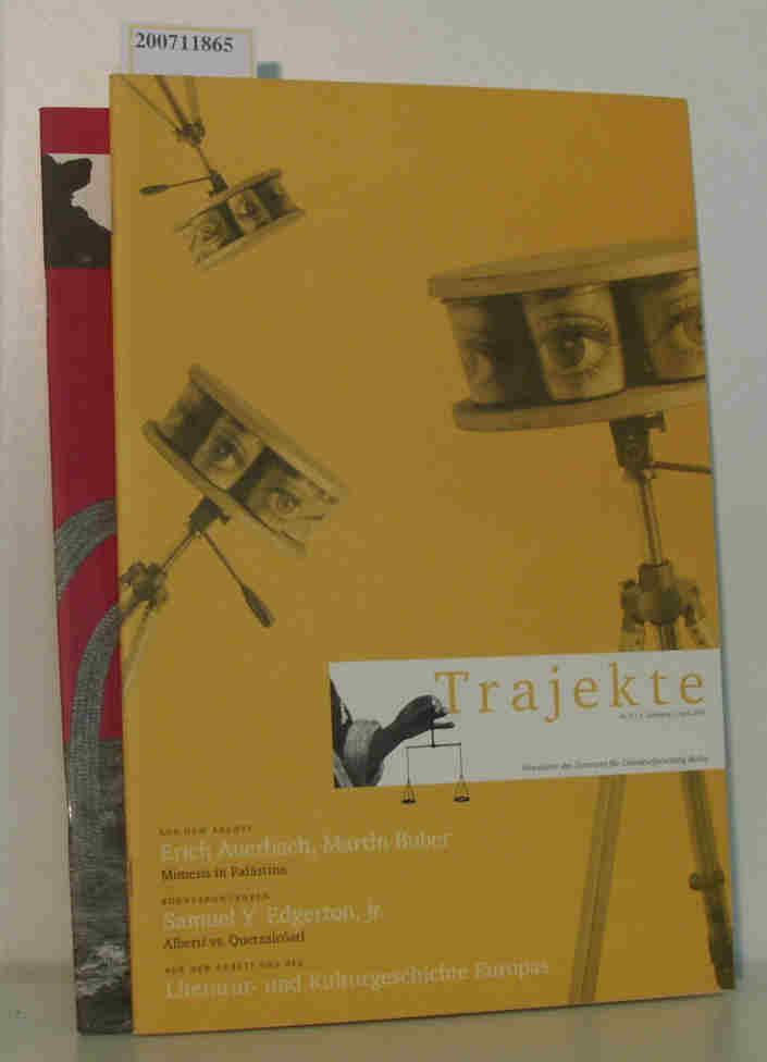 Trajekte Nr.  3 /  2.Jahrgang/ September 2001