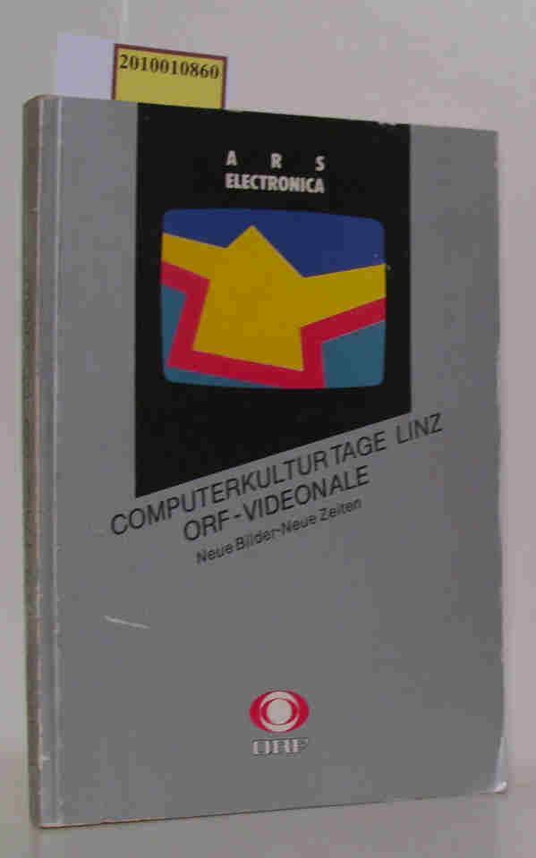 Computerkulturtage Linz ORF-Videonale