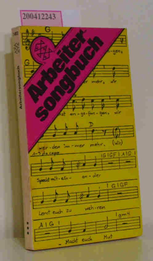 Arbeiter-songbuch