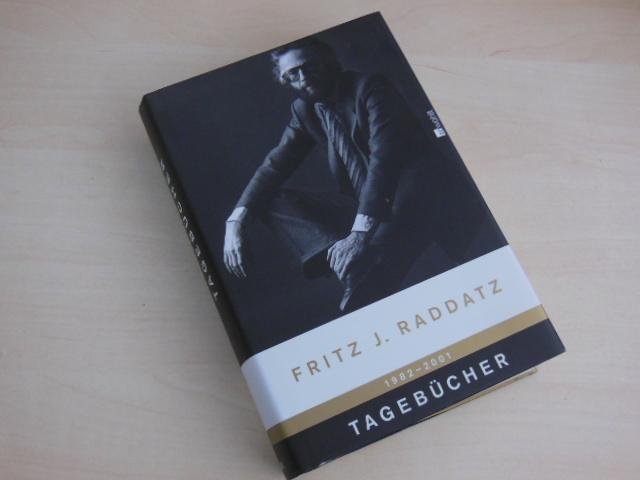 Tagebücher. Jahre 1982 - 2001. - Raddatz, Fritz J.