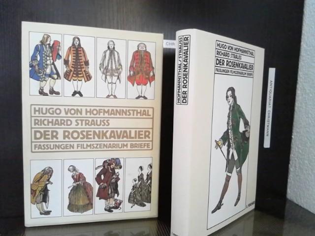 Hugo von Hofmannsthal, Richard Strauss