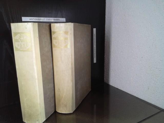 Die Neue Rundschau. XXXXI. Jahrgang der freien Bühne. Band I.  + II ( Band 1 + 2 ) - 2 Bände.