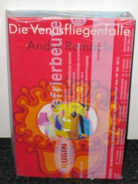 DIE VENUSFLIEGENFALLE (Roman) / DDR