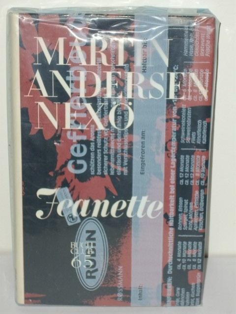 Jeanette : Erinnerungsroman Martin Andersen Nexö. [Aus d. Dän. übers. v. Karl Schodder. Ill. v. Werner Schinko]