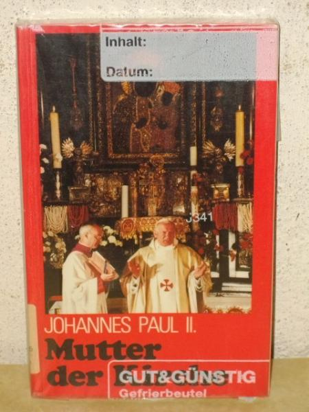Mutter der Kirche : d. marian. Botschaft d. Papstes Johannes Paul II.