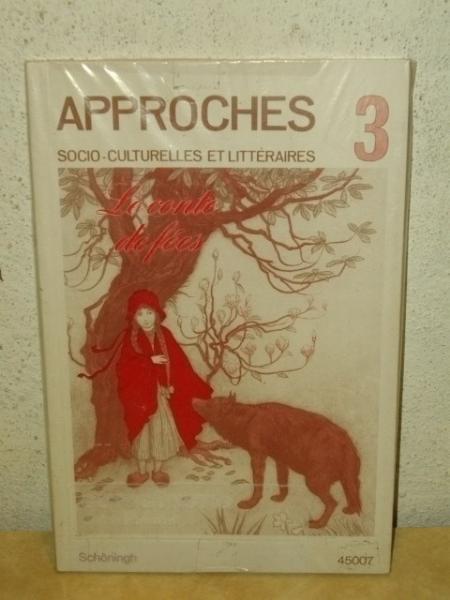 Le conte de fées approches socio-culturelles et littéraires