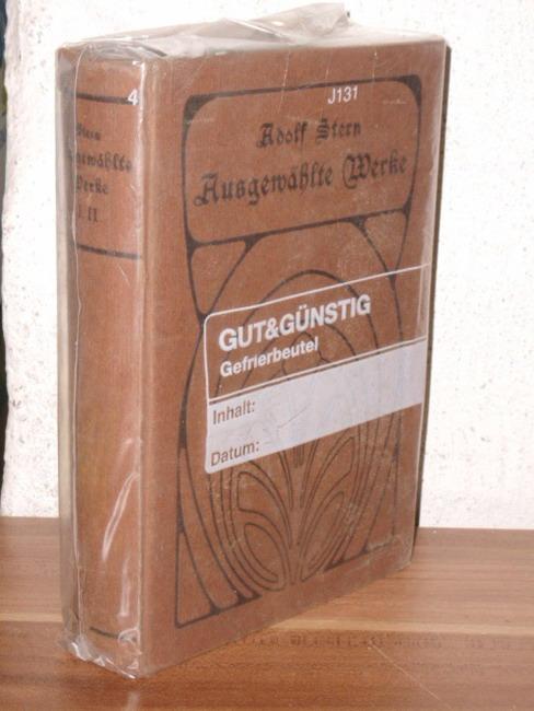 Ausgewählte Werke Erster Band Gedichte + Zweiter Band Johannes Gutenberg