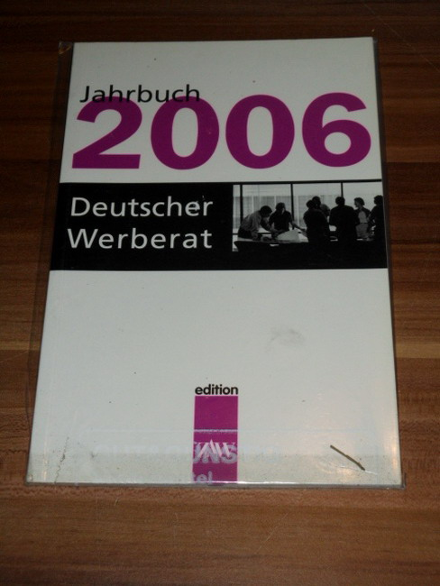 Deutscher Werberat Jahrbuch 2006