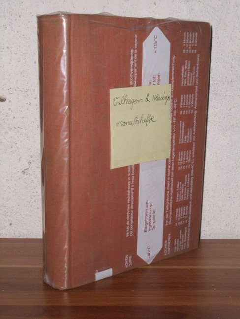 Velhagen & Klasings Monatshefte 39. Jahrgang (Mai-August 1925)