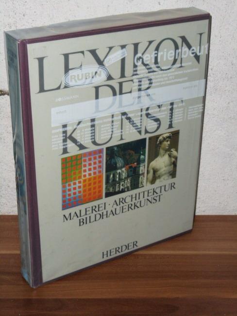 Lexikon der Kunst . - Bd. 1.,  Aac - Barm Malerei Architektur Bildhauerkunst