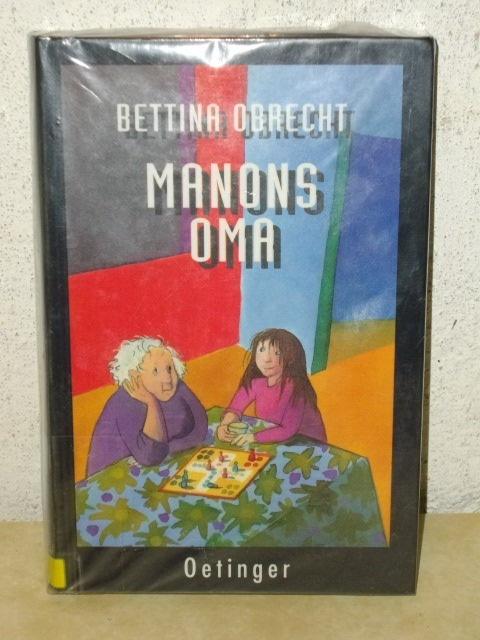 Manons Oma Bettina Obrecht