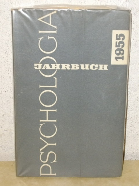 Psychologia-Jahrbuch 1955