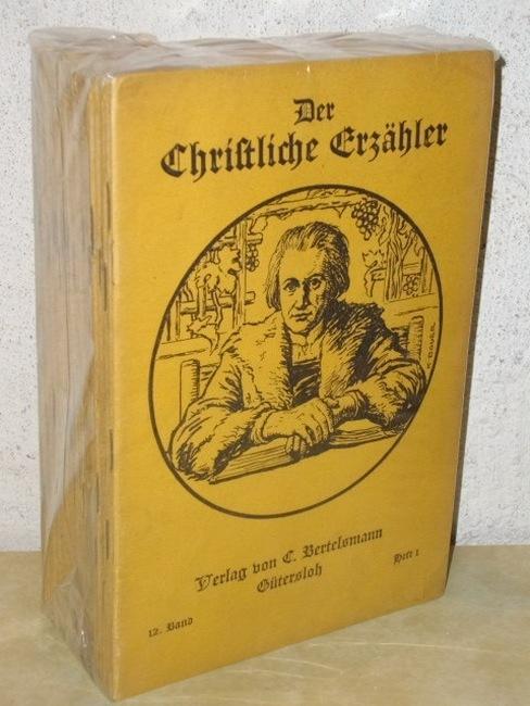 Der Christliche Erzähler (36 Hefte)