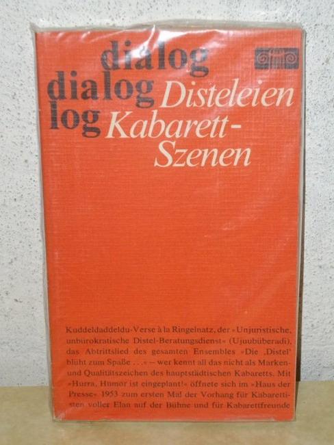 Disteleien Kabarett-Szenen / [Ausw.: Frauke Deissner-Jenssen]