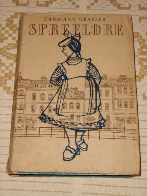 Spreelore - Berliner Roman 2. Auflage