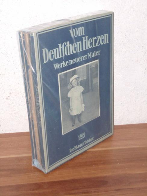 Vom Deutschen Herzen + Hohenstaufenschlösser + Die gute Einkehr + Michelangelo + Deutsches Rokoko 5x Die Blauen Büche