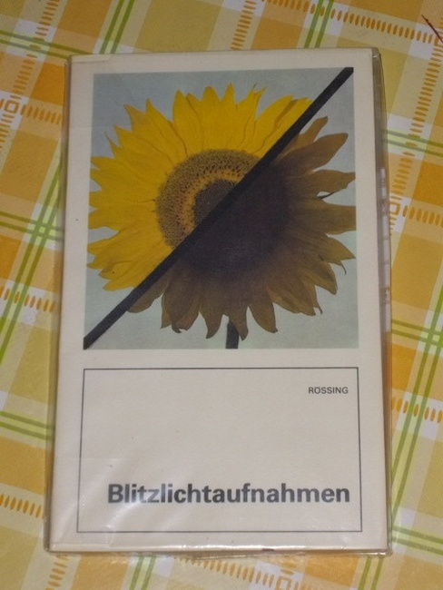 Blitzlichtaufnahmen. 3., erw. Aufl., 36. - 65. Tsd.
