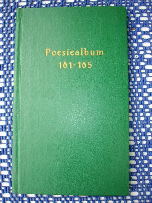 Poesiealbum - Gedichte für junge Menschen Bd. 161-165 (in einem Buch) Mit Ill.