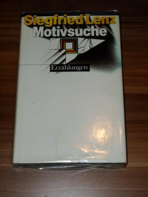 Motivsuche : Erzählungen. [Ausw.: Almut Giesecke] 1. Aufl.
