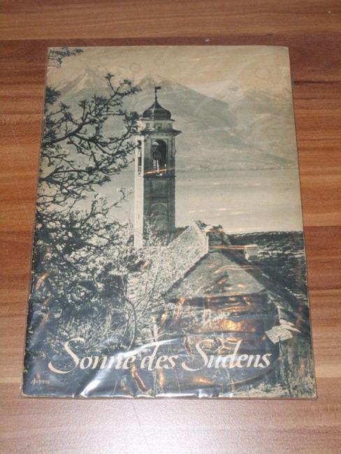 Schreiner, Ernst: Sonne des Südens.