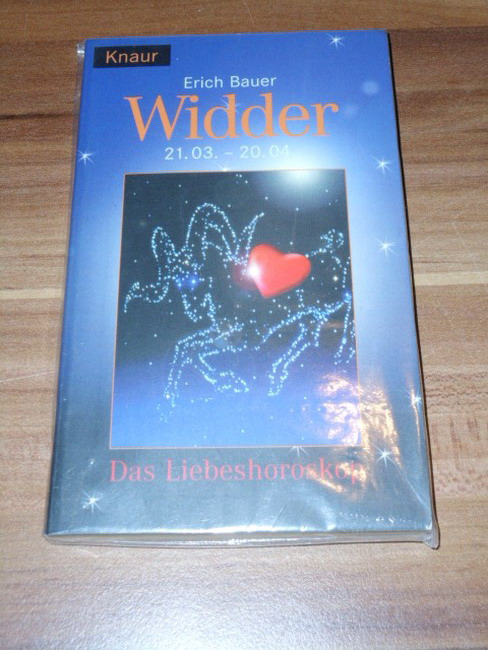 Liebeshoroskop. Widder (21.3. - 20.4.)