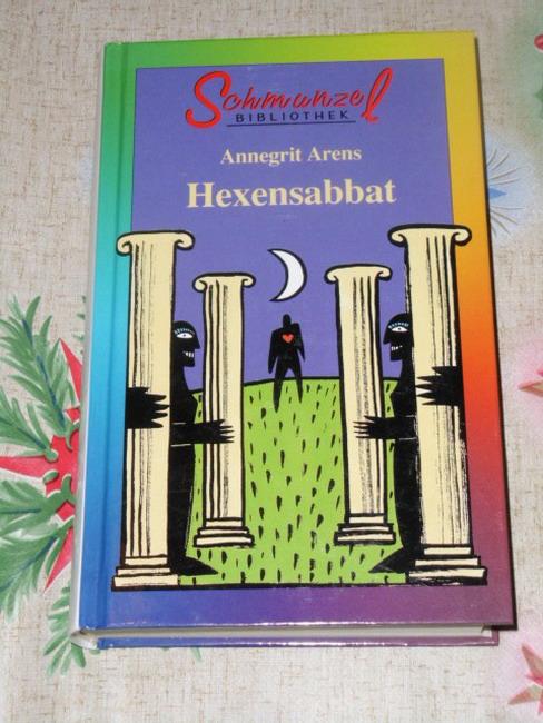 Hexensabbat. Roman. Reihe: Schmunzel-Bibliothek
